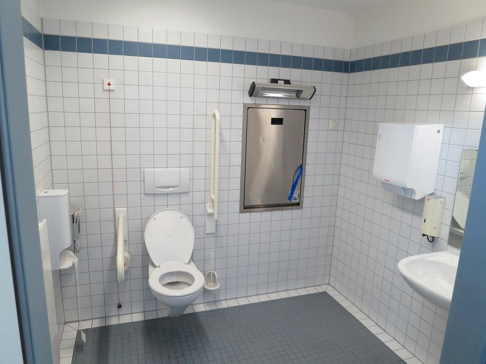 Reforma baño adaptado