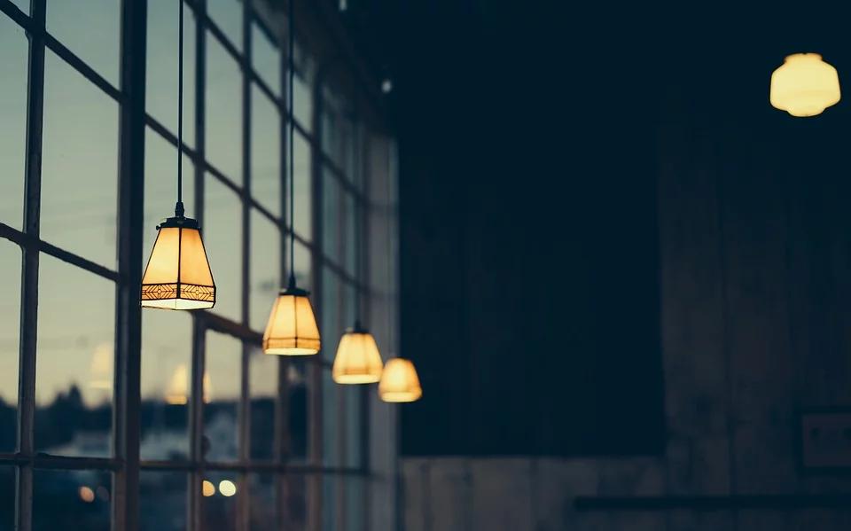 Iluminación de un local