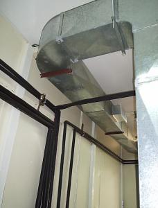Conductos de aire acondicionado