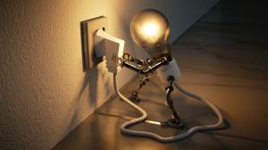 Luz automatizada